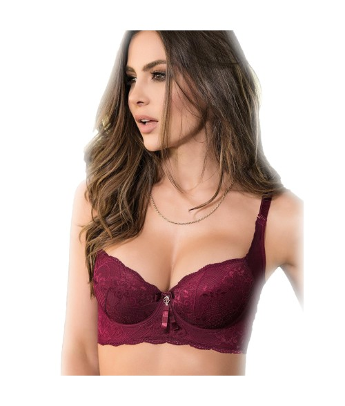 Brasier-encaje-lycra-nylon-copa-transpirable-realce-ropa-interior-femenina-mujer