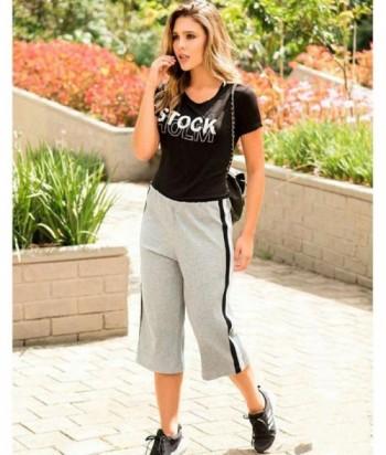 Pantalón Deportivo Mujer Pantalón Deportivo