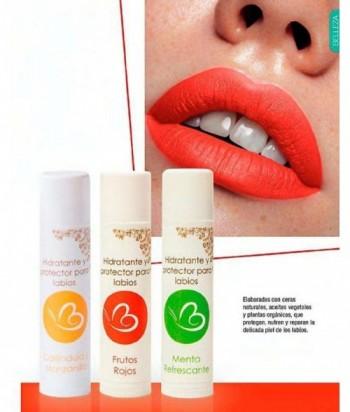 Hidratante labial Mujer Hidratante y protector para labios
