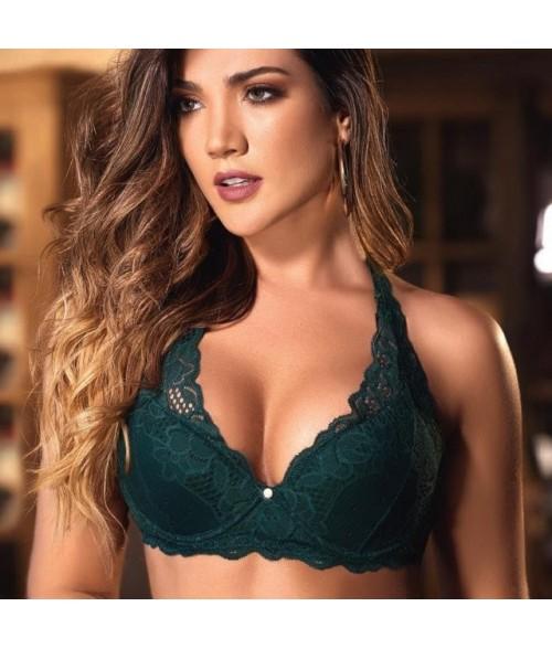 Brasier-encaje-broche-lateral-copa-transpirable-realce-ropa-interior-femenina-mujer