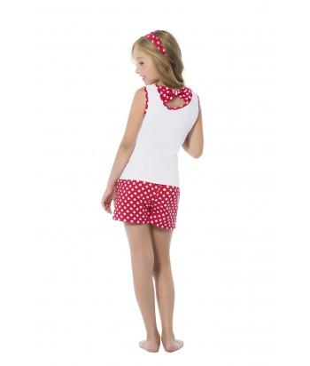 -Short-Sisa-Disney-Minnie-Mouse-Rojo