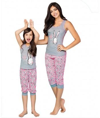Pijama-Mujer-Multiusos-Capri-Sisa-Gris