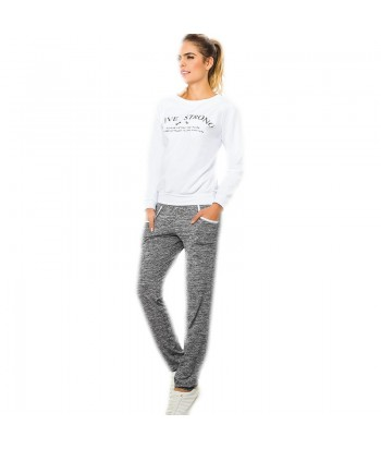 Conjunto-Deportivo-Para-Mujer-Live-Strong-Gris