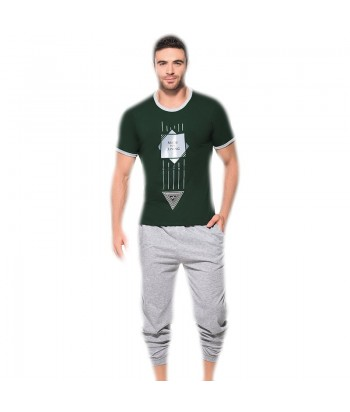 Pijama-Para-Hombre-Made-For-Living-Verde