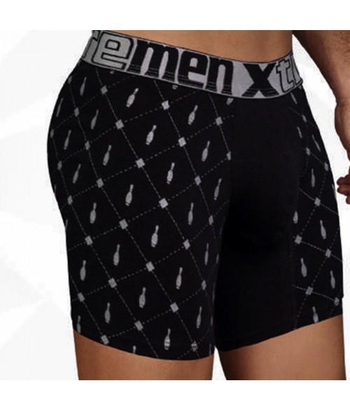 Boxer para Hombre Boxer Estampado-Bolos  - Negro