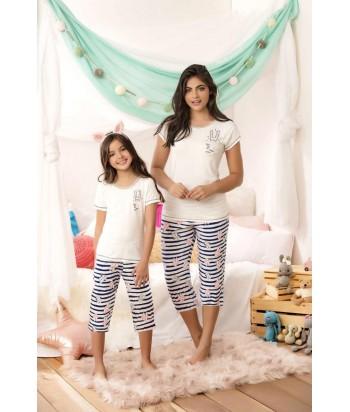 Pijama Niña Capri Conejo