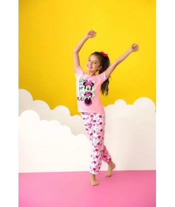 Pijama Niña Pantalón Minnie Mouse Disney