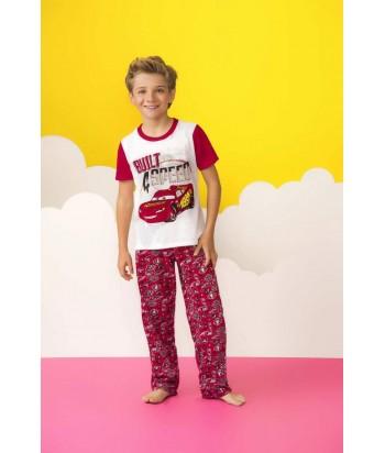 Pijama Niño Pantalón Cars Disney