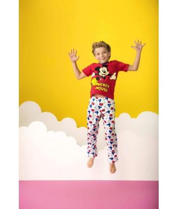 Pijama Niño Pantalón Mickey Mouse Disney