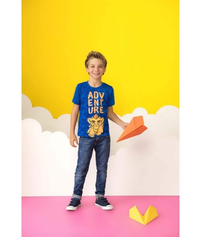 Camiseta Niño Disney Kion Adventure