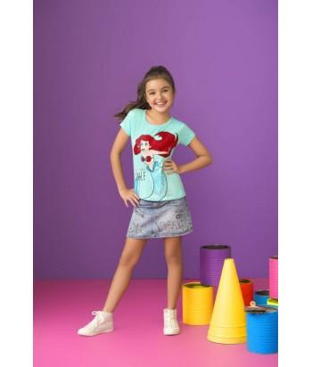 Camiseta Niña Disney Ariel