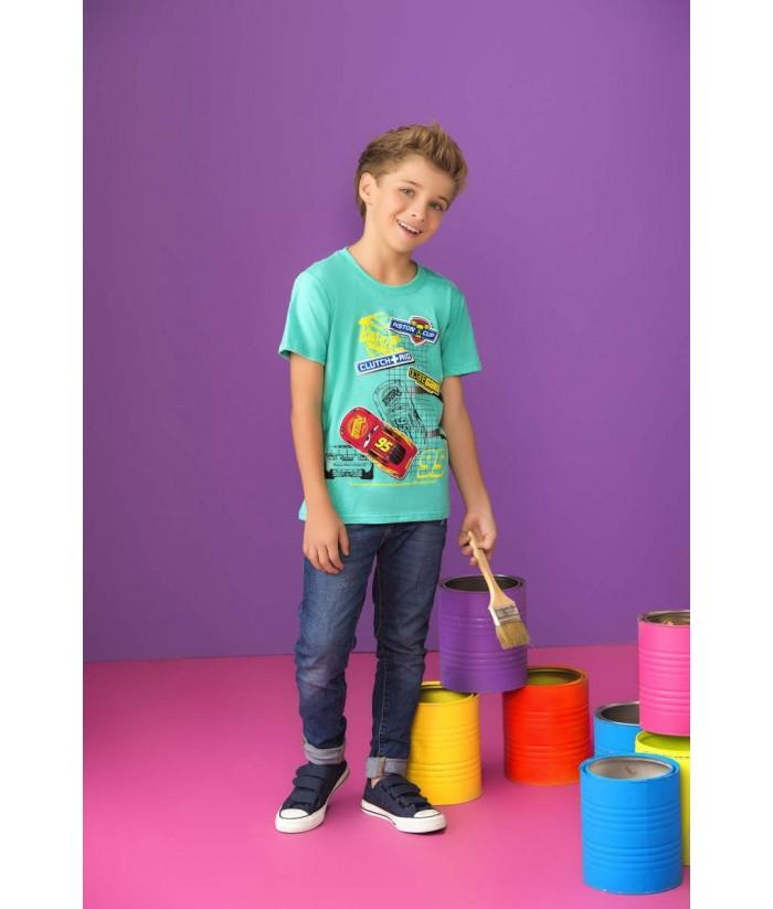 Camiseta Niño Disney Rayo McQueen