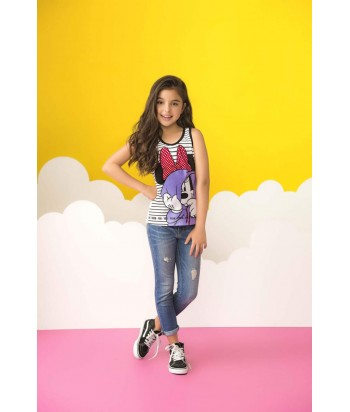 Camiseta Niña Disney Minnie Mouse Yeah