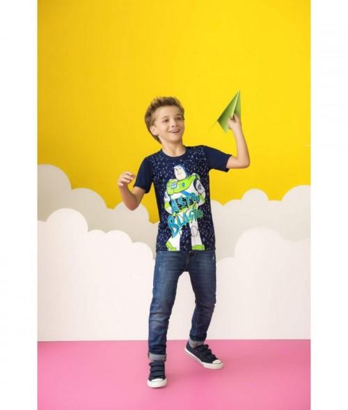 Camiseta Niño Disney Buzz Lightyear Astro Blaster