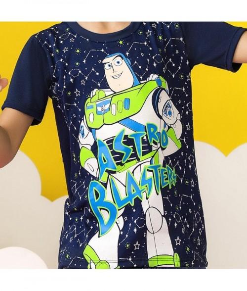 Camiseta niño manga corta con estampado Toy Story