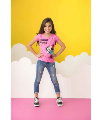 Camiseta Niña Disney Minnie Mouse Original