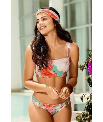 Vestido de Baño Mujer Bikini Tipo strapless
