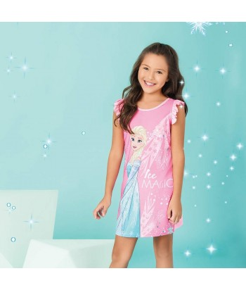 Batola-niña-rosada-ice-magic-princesa-disney-frozen-Elsa-niña-cute