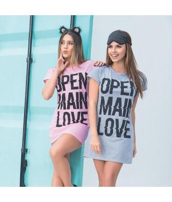 Pijama Mujer Manga Corta Batola