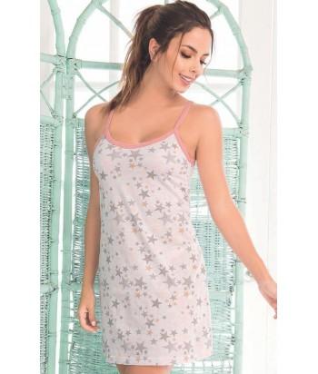 Pijama Mujer Tiras Vestido