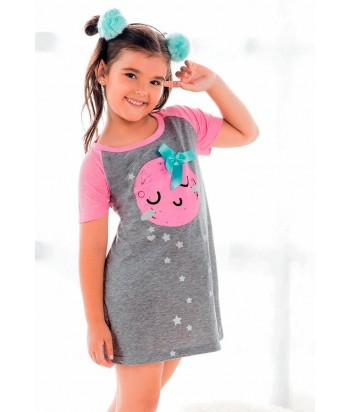 Pijama Niña Manga Corta Batola