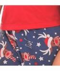 Pijama bordada en satin - PALO DE ROSA