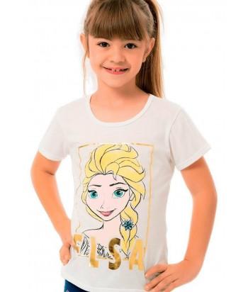 Camiseta Niña Frozen 2 Estampado Frozen 2 Elsa