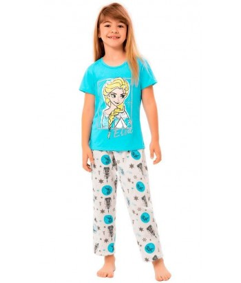 Conjunto Niña Pantalón Estampado Frozen 2 Elsa