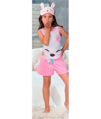 Pijama Niña Sisa Short