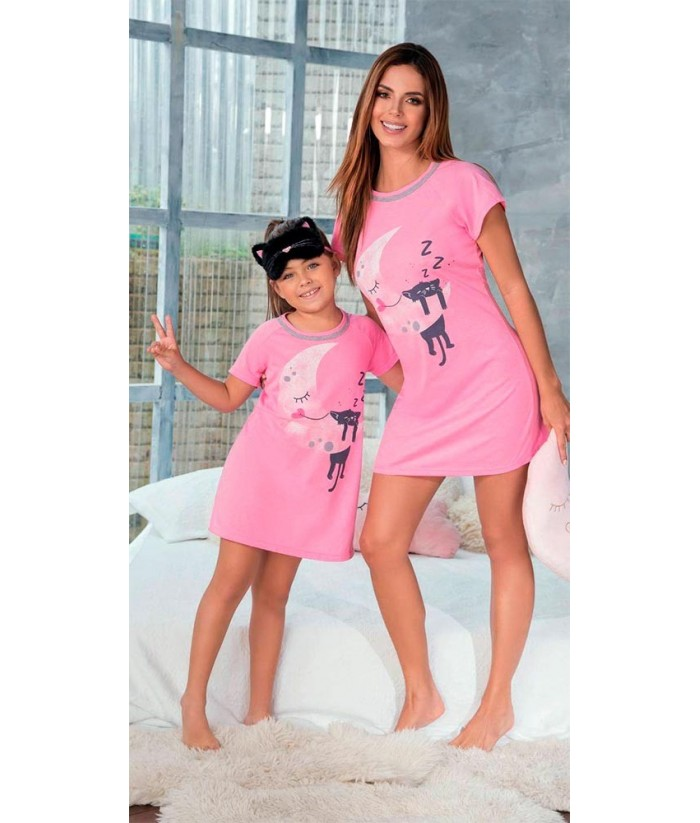Pijama Para Dama Corazón de Mi Amor