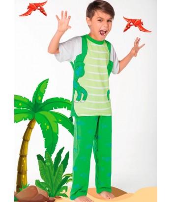 Pijama Niño Manga Corta Pantalón