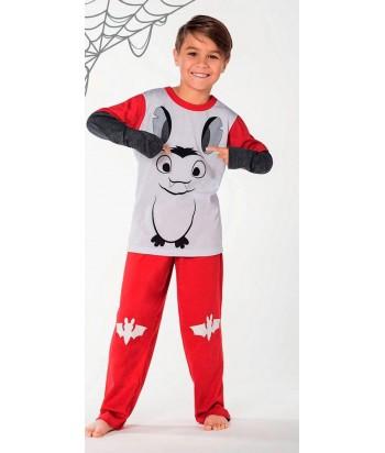 Pijama Niño Manga Larga Pantalón