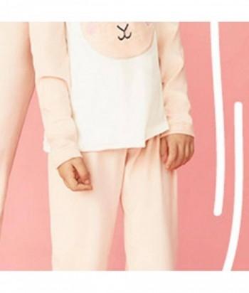 Pijama dama batola tiras pistilos