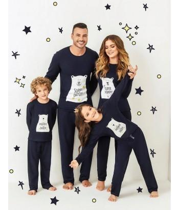 Pijama niña batola tres conejos