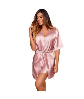 Kimono-satín-Palo de Rosamujer-tu-pijama-ropa-interior-lenceria-pijama-babydoll