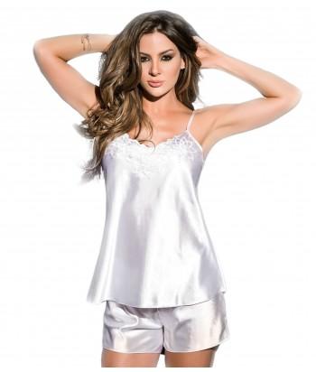 Pijama-satín-short-top-tiras-bordado-Blancomujer-tu-pijama-ropa-interior-lenceria-pijama-babydoll