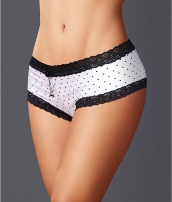 Panty Mujer Micro Cachetero Encaje