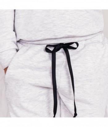 Kimono en satín estampado - HOJAS