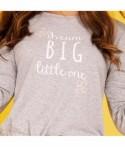 Pijama en satín estampado y liso Pantalón largo - HOJAS