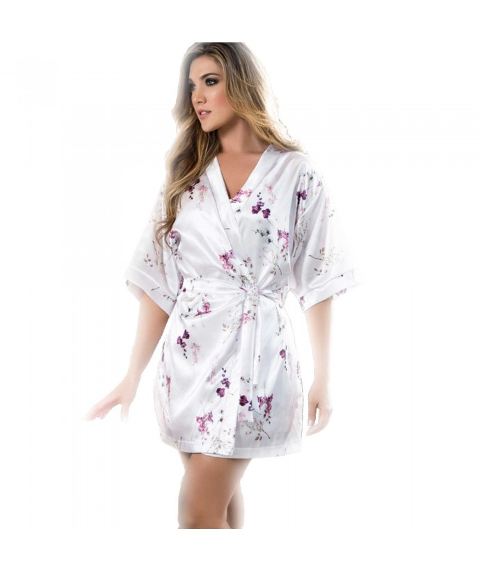 Kimono-estampado-satín-BlancoFlormujer-tu-pijama-ropa-interior-lenceria-pijama-babydoll