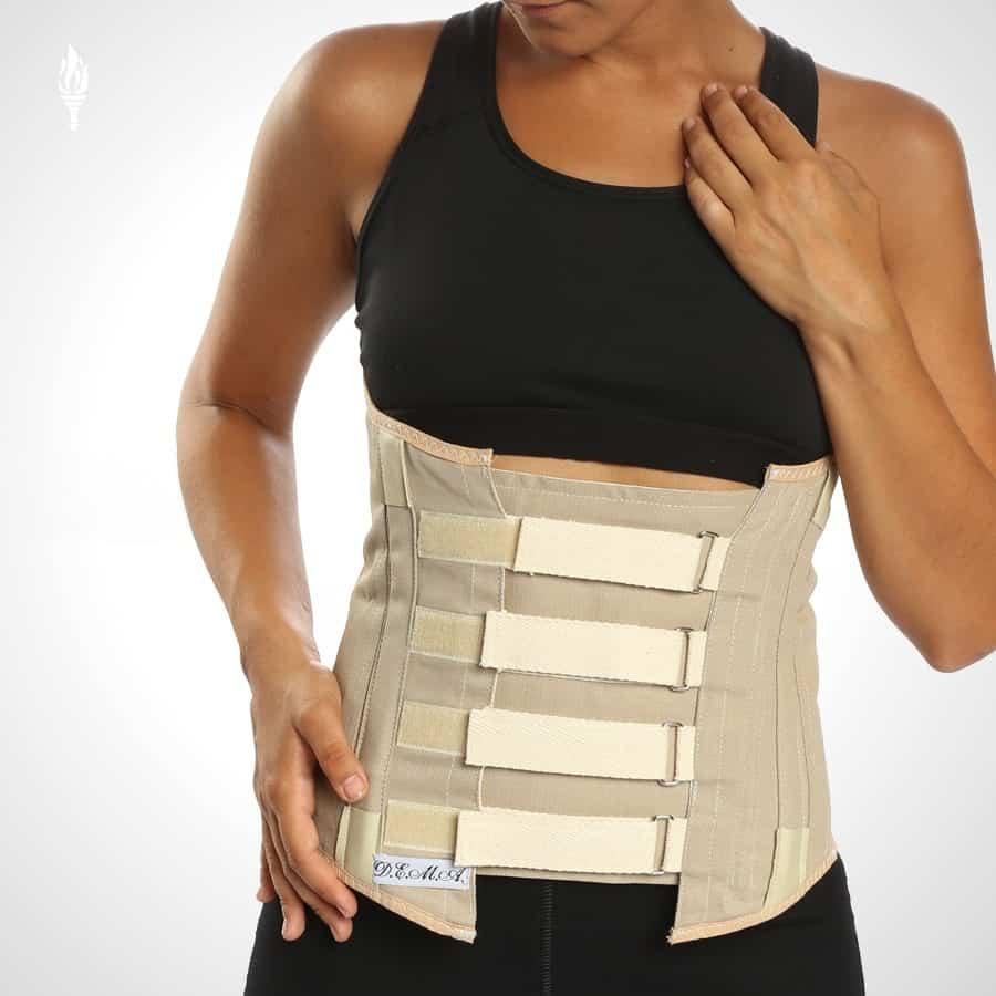 Corsé ortopedico underbust corrector de postura